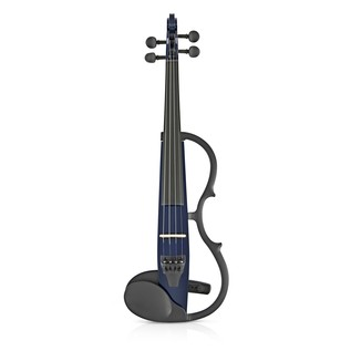 Yamaha SV130 Silent Violin Kit, Navy Blue