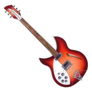 RICKENBACKER 330 FIREGLO LEFT HAND main
