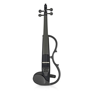 Yamaha SV130 Silent Violin Kit, Black