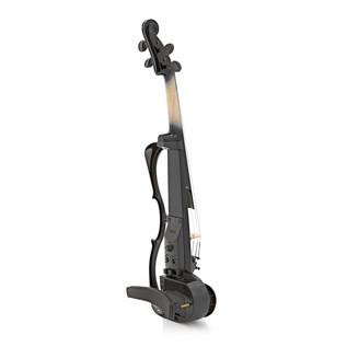 Yamaha SV130 Silent Violin Kit, Black