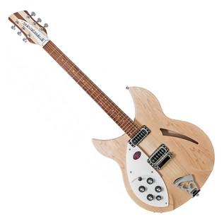 Rickenbacker 330 Semi Acoustic Guitar, Mapleglo, Left-Hand