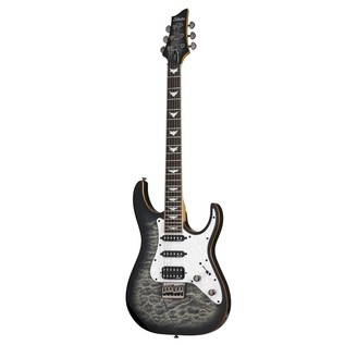 Schecter Banshee-6 Extreme Electric Guitar, Charcoal