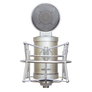 Sontronics Mercury Variable-Pattern Valve Microphone - With Shockmount