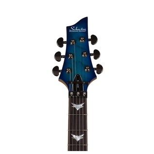 Banshee-6 FR Extreme Electric Guitar, Ocean Blue Burst