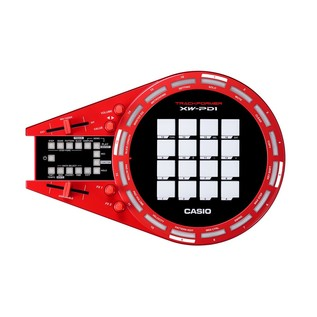 Casio Trackformer XW-PD1 - Top