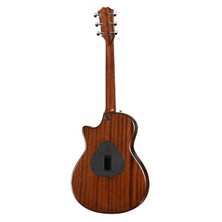 Taylor T5 Classic Mahogany Hollowbody Electric Guitar, Natural Back Profile