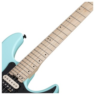 Sun Valley Super Shredder FR Maple Fingerboard, Sea Foam Green