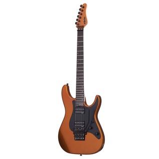 Schecter Sun Valley Super Shredder FR Electric Guitar, Orange