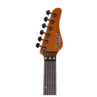 Sun Valley Super Shredder FR Electric Guitar, Lambo Orange