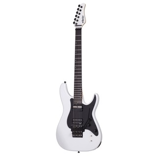 Schecter Sun Valley Super Shredder FR S Electric Guitar, Gloss White