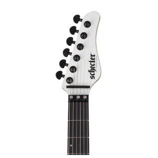 Sun Valley Super Shredder FR S Electric Guitar, Gloss White