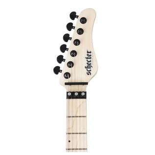 Sun Valley Super Shredder FR S Electric Guitar, Satin Black