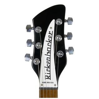 Rickenbacker 360 Jetglo headstock