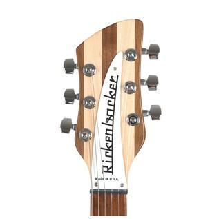 Rickenbacker 360 Mapleglo headstock