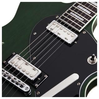 Schecter T S/H-1B SuperRock Pickups, Emerald Green Pearl