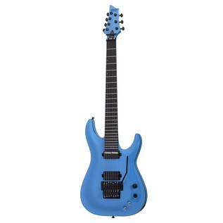 Schecter Keith Merrow KM-7 FR S Electric Guitar, Blue
