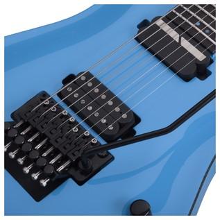 Keith Merrow KM-7 Floyd Rose S Electric Guitar, Lambo Blue