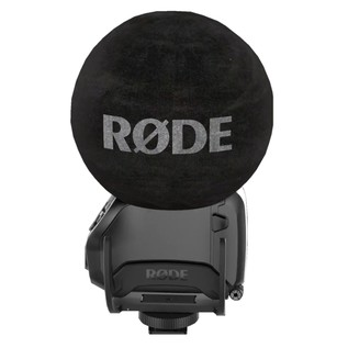 Rode VideoMic SoundField Side View