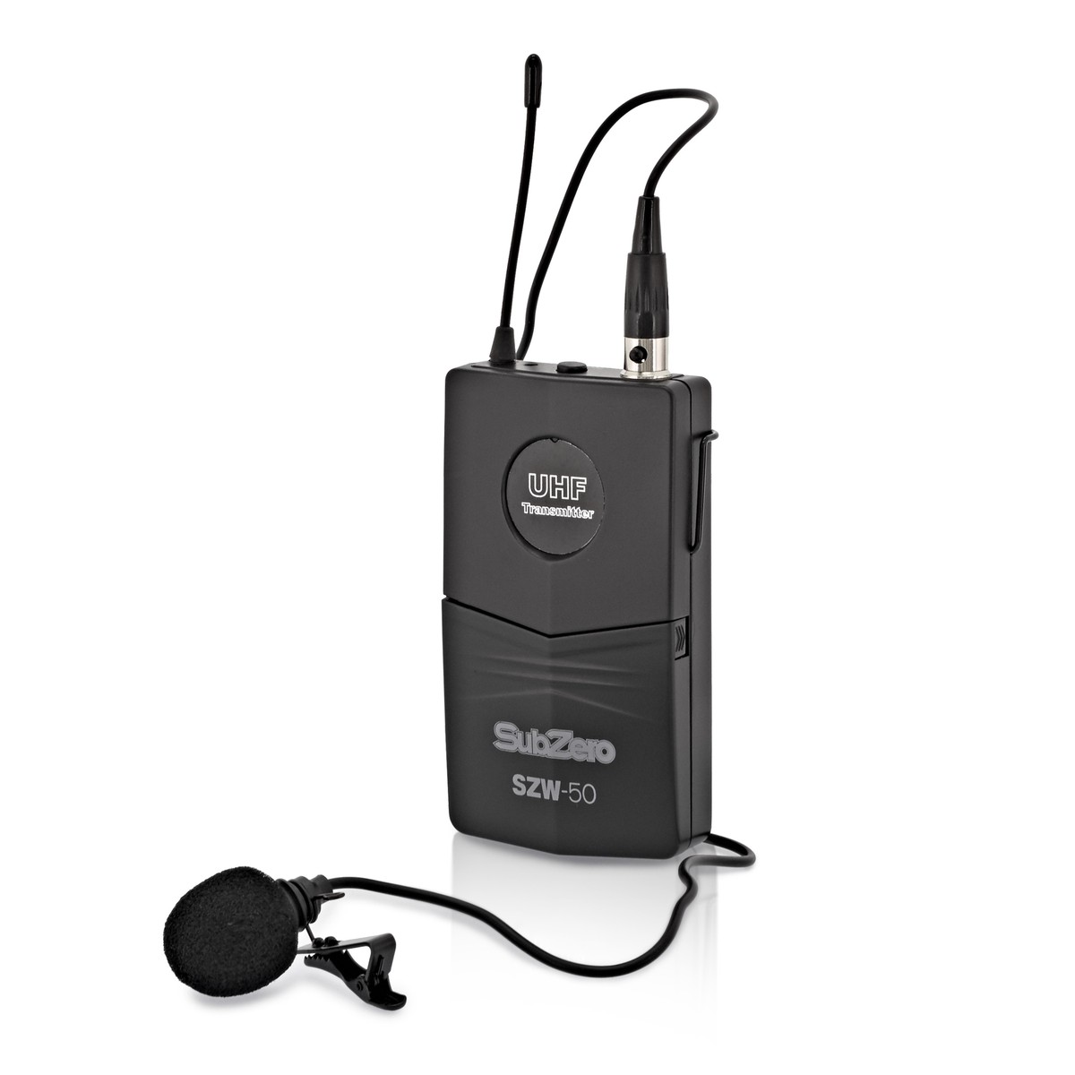 subzero szw 50 lavalier and headset wireless microphone system at gear4music. Black Bedroom Furniture Sets. Home Design Ideas