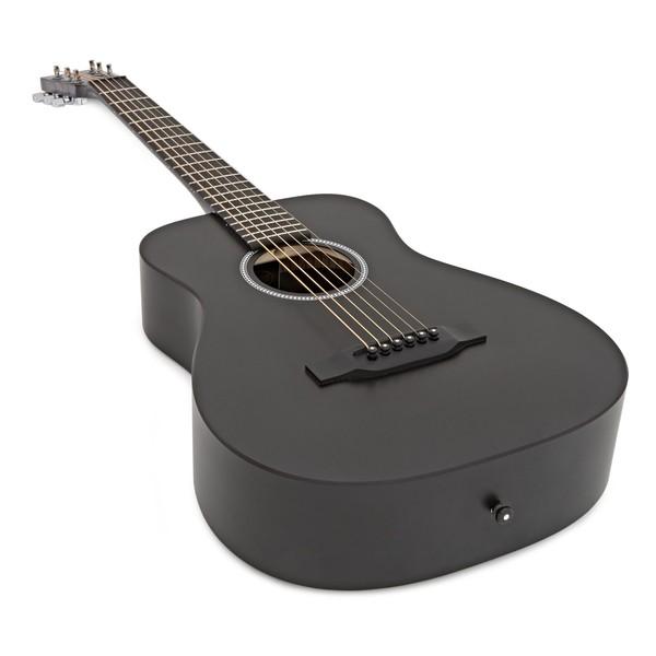 Martin LX Little Martin Guitar, Black inc. Gig Bag