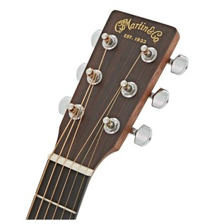 Martin Dreadnought Jr. 2E Acoustic Guitar, Sapele
