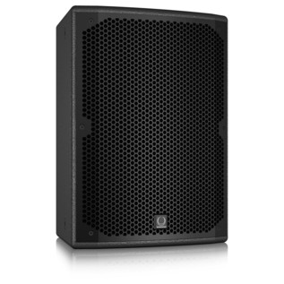 Turbosound Dublin TCX82 2 Way 8'' Loudspeaker, Black - Angled