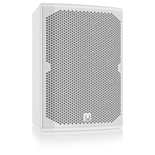 Turbosound Dublin TCX82 2 Way 8'' Loudspeaker, White - Angled