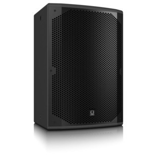 "Turbosound Dublin TCX122-R 2 Way 12"" Loudspeaker, Black - Angled"