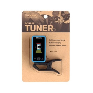 D'Addario Eclipse Tuner, Blue Packaging