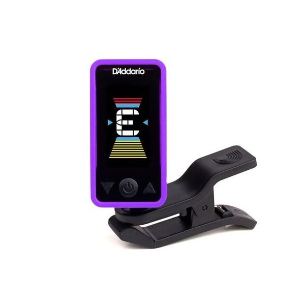 D'Addario Eclipse Tuner, Purple