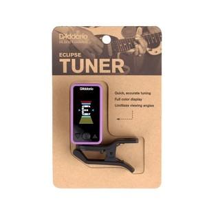 D'Addario Eclipse Tuner, Purple Packaging