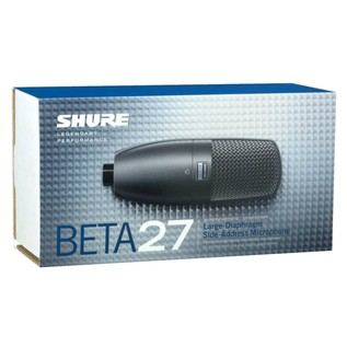Beta 27 Instrument Microphone
