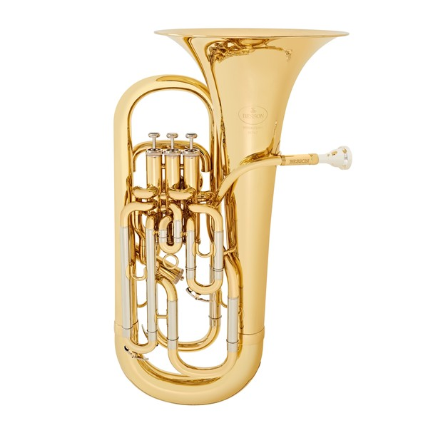 Besson International Euphonium, Compensating 4 Valve, Lacquer
