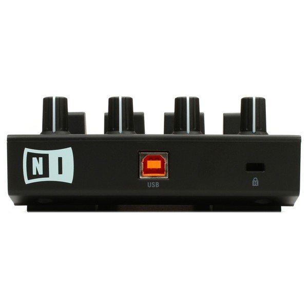 Native Instruments Traktor Kontrol F1 DJ Controller - Rear