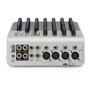 SubZero SZ-MIX08USB Mini Mixer