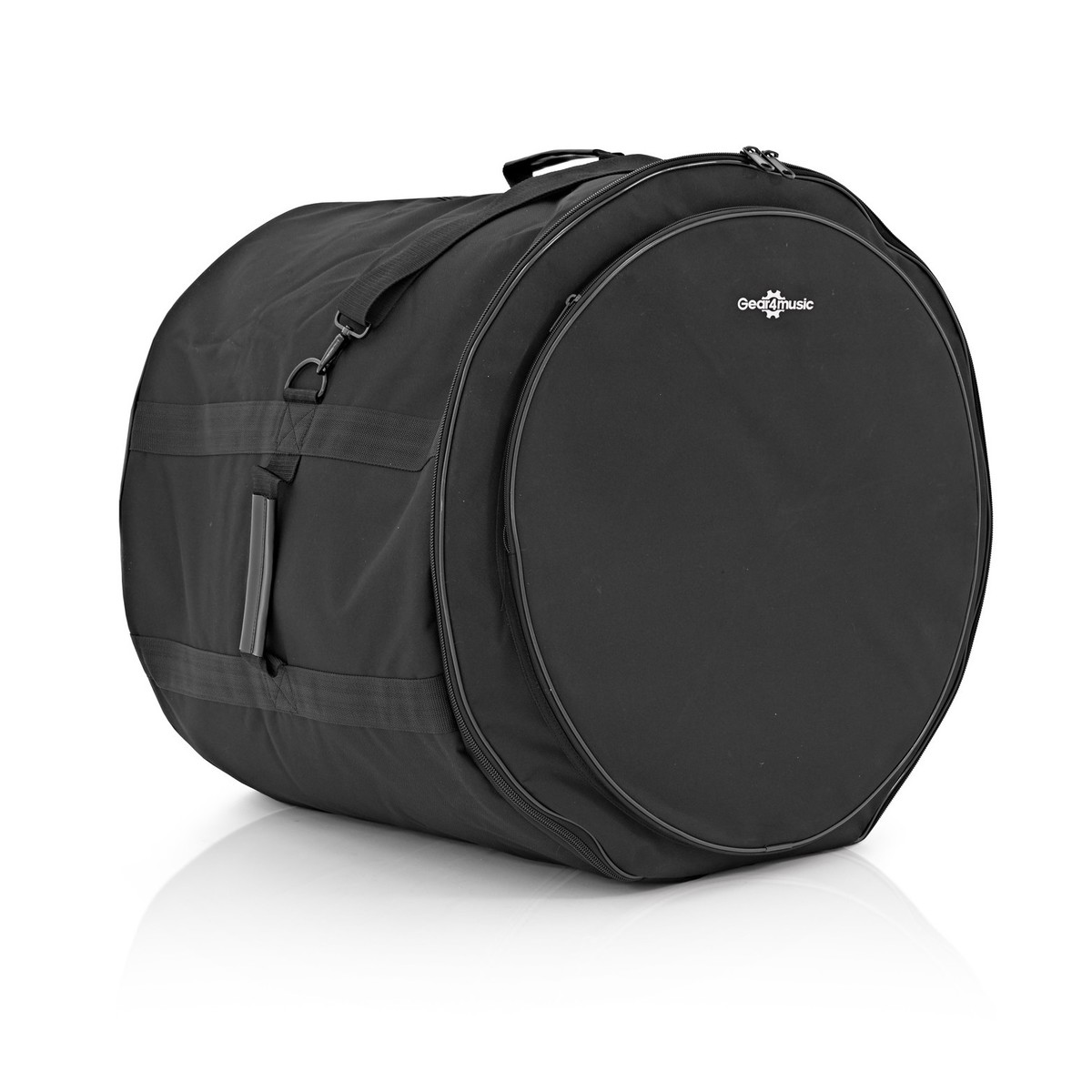 "22"" Padded Bass Drum Bag by Gear4music"