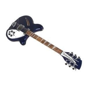 Rickenbacker 360 12 String Electric Guitar, Midnight Blue alternate