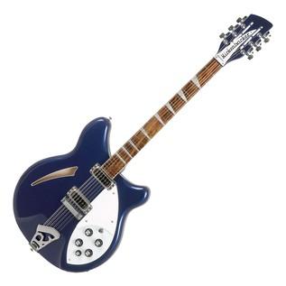 Rickenbacker 360 12 String Electric Guitar, Midnight Blue main