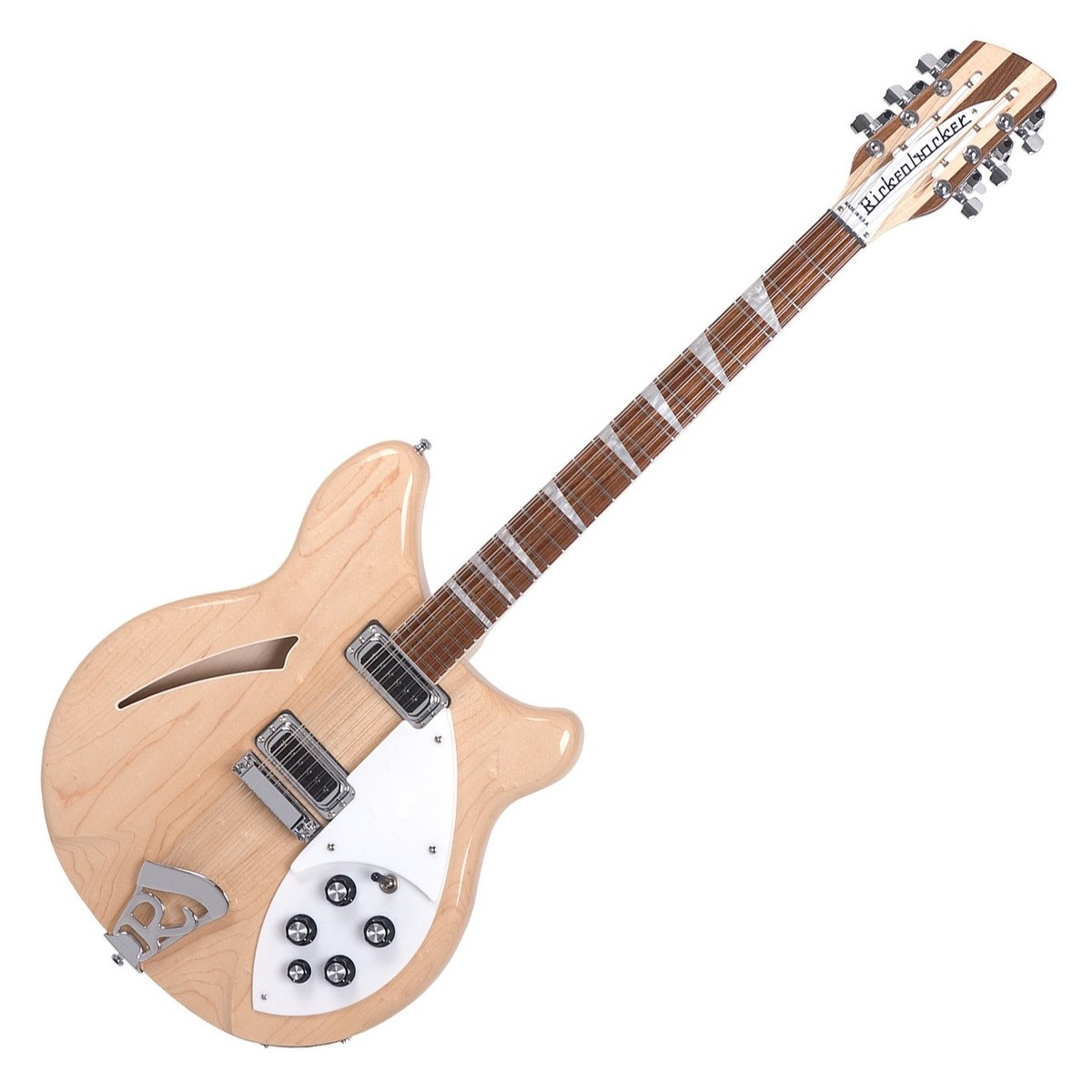 special order rickenbacker 360 12 string electric guitar mapleglo at. Black Bedroom Furniture Sets. Home Design Ideas