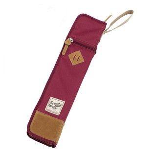 Tama PowerPad Vintage Stick Bag, Wine Red