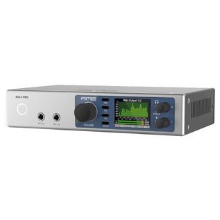 RME ADI-2 Pro AD/DA Converter - Angled