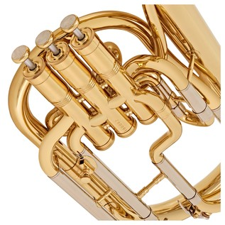 Besson BE950 Sovereign Tenor Horn, Clear Lacquer