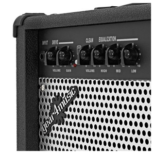 25 Watt Guitar Amp and Accessory Pack