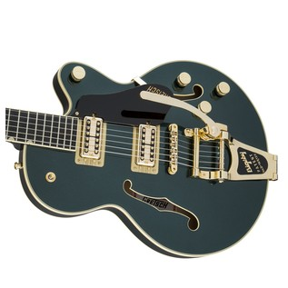 Gretsch G6659TG Player's Edition Broadkaster Jr, Cadillac Green Right