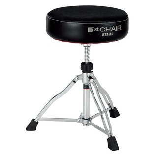 Tama HT430BC Round Rider Drum Throne, Cloth Top