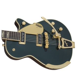 Gretsch G6128T-57 Vintage Select '57 Duo Jet TV Jones, Cadillac Green Right