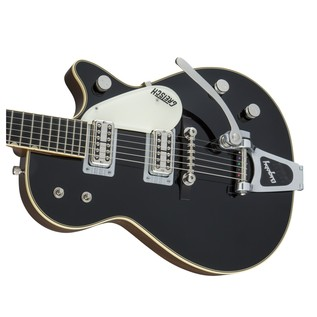 Gretsch G6128T-59 Vintage Select '59 Duo Jet TV Jones, Black Right