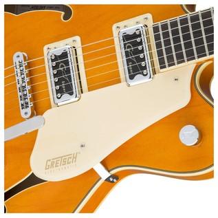 Gretsch G5622T Electromatic Center Block, Vintage Orange Close