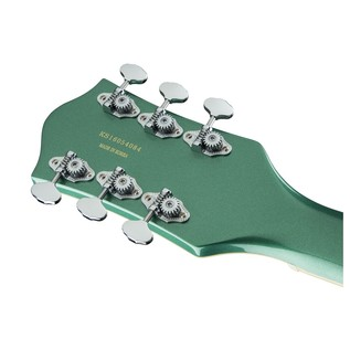 Gretsch G5622T Electromatic Center Block, Georgia Green Headstock Back