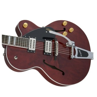 Gretsch G2420T Streamliner Hollow Body with Bigsby, Walnut Stain Right